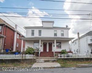 168 Tompkins Street, Pittston, PA 18640