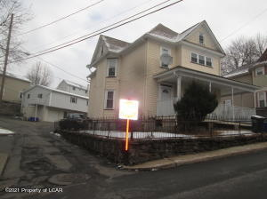 8 Butler Street, 2, Pittston, PA 18640