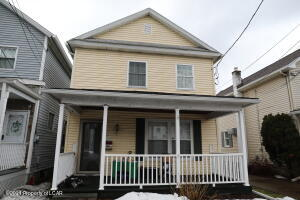 327 1/2 Franklin Street, West Pittston, PA 18643