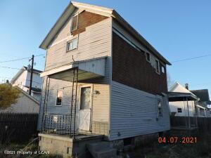 707 Rear Court Street, Scranton, PA 18508