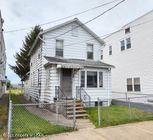 322 Hughes Street, Swoyersville, PA 18704