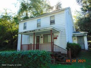 244 Honey Pot Street, Nanticoke, PA 18634