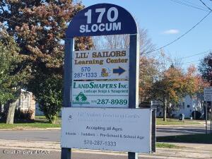 170 Slocum Street, Swoyersville, PA 18704