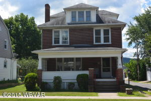 Well maintained brick home!