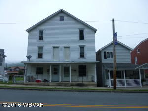 351 PENNSYLVANIA AVENUE, South Renovo, PA 17764