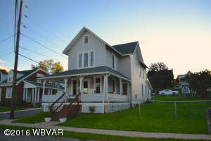 141 S JONES STREET, Lock Haven, PA 17745