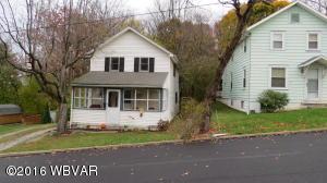 219 BROWN STREET, S. Williamsport, PA 17702