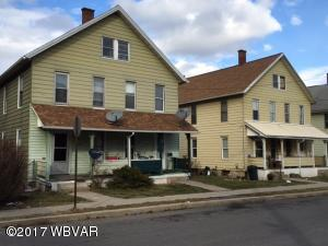 1244-1250 ISABELLA STREET, Williamsport, PA 17701