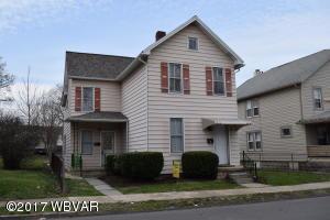 441-443 WILSON STREET, Williamsport, PA 17701