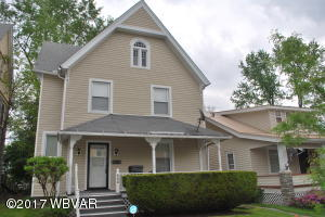 720 FOURTH AVENUE, Williamsport, PA 17701