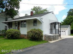 329 TINSMAN AVENUE, Williamsport, PA 17701