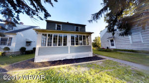 2409 FAIRVIEW TERRACE, Williamsport, PA 17701