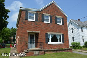 1015 BALDWIN STREET, Williamsport, PA 17701