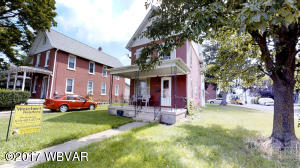 1004 ELIZABETH STREET, Williamsport, PA 17701
