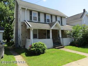 1121 W SOUTHERN AVENUE, S. Williamsport, PA 17702