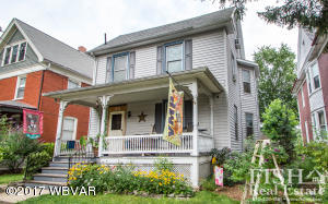1316 ELMIRA STREET, Williamsport, PA 17701