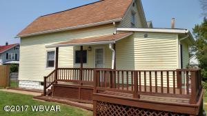 1008 GARDEN STREET, Williamsport, PA 17701