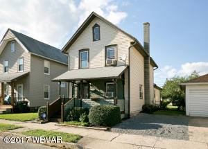 1454 SCOTT STREET, Williamsport, PA 17701