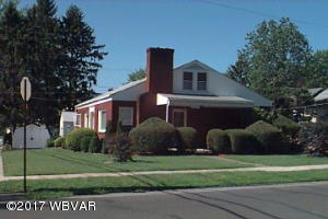 372 LINCOLN AVENUE, Williamsport, PA 17701