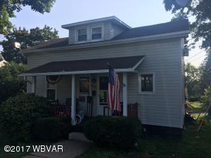 609 GEORGE STREET, S. Williamsport, PA 17702
