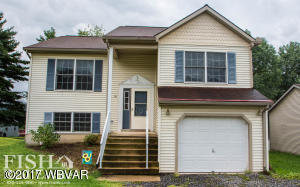 116 CENTRE LINE AVENUE, Williamsport, PA 17701