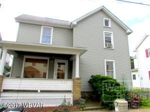 432 GERMANIA STREET, Williamsport, PA 17701