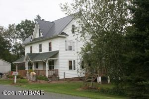 2299 DR POUST ROAD, Hughesville, PA 17737