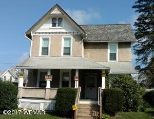 1550 SCOTT STREET, Williamsport, PA 17701