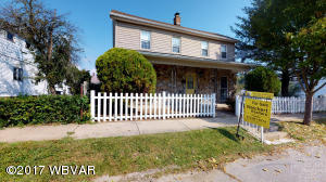 607 WYOMING STREET, Williamsport, PA 17701