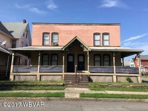 944-946 MEMORIAL AVENUE, Williamsport, PA 17701