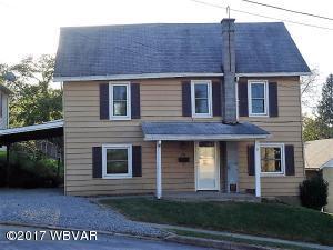 214 Linden STREET, S. Williamsport, PA 17702