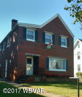 1015 BALDWIN STREET, Williamsport, PA 17701