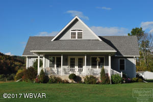293 LEONARDS ROAD, Roaring Branch, PA 17765