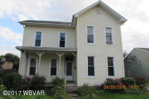 726 E MAIN STREET, Lock Haven, PA 17745