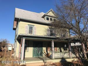 79 N 2ND STREET, Hughesville, PA 17737
