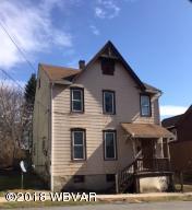 634 FRANKLIN STREET, Williamsport, PA 17701