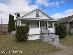 603 SHERIDAN STREET, Williamsport, PA 17701
