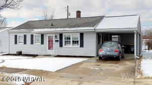 1609 MARLIN PARKWAY, Williamsport, PA 17701