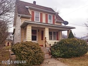 2733 W 4TH STREET, Williamsport, PA 17701