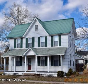 409 E WATER STREET, Hughesville, PA 17737