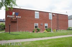 1260 W 3RD STREET, Williamsport, PA 17701