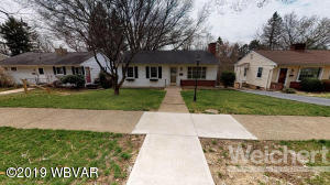 1155 LOUISA STREET, Williamsport, PA 17701