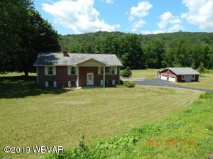 415 GREEN VALLEY ROAD, Hughesville, PA 17737