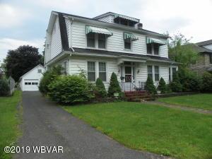 371 S MAIN STREET, Hughesville, PA 17737