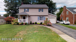 439 TINSMAN AVENUE, Williamsport, PA 17701