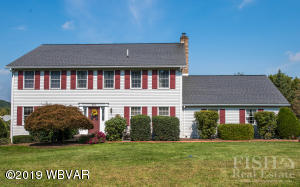 BEAUTIFULLY MAINTAINED LOYALSOCK TWP. HOME