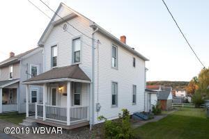 413 GERMANIA STREET, Williamsport, PA 17701