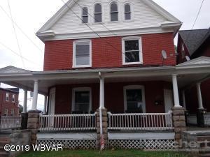 514-516 GRIER STREET, Williamsport, PA 17701