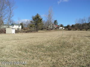 BEAUTIFUL ONE ACRE, PERC APPROVED BUILDING LOT