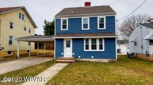 323 TINSMAN AVENUE, Williamsport, PA 17701